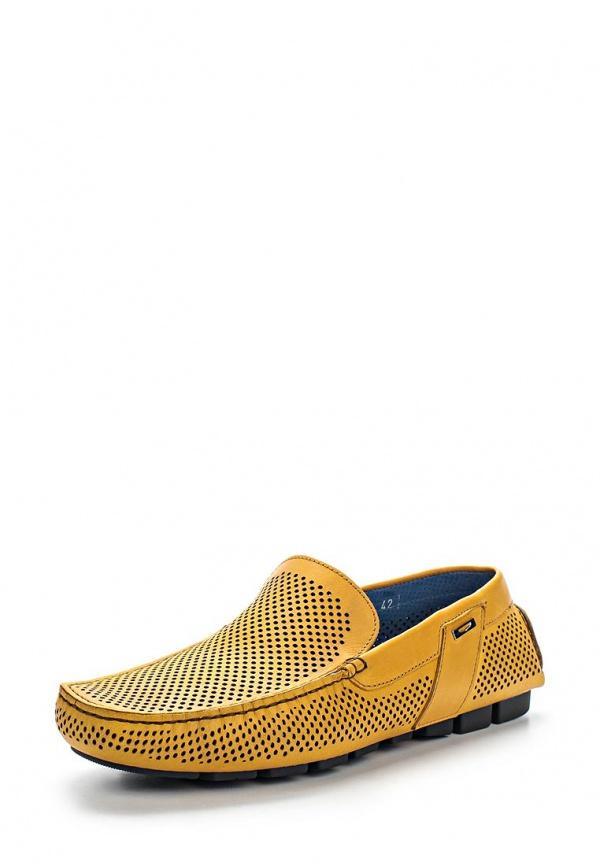 Мокасины Guardiani Sport DU70674A жёлтые
