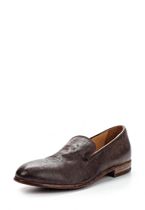 Лоферы Moma 19504-4B коричневые