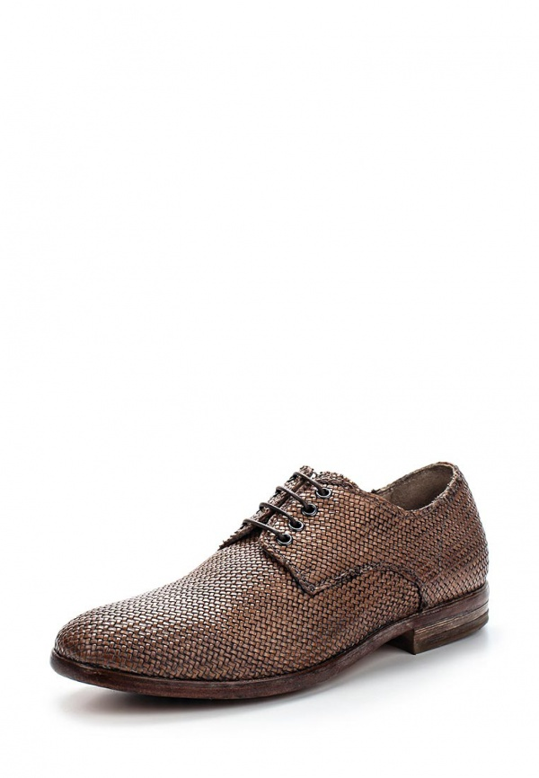 Туфли Moma 10509-1H коричневые
