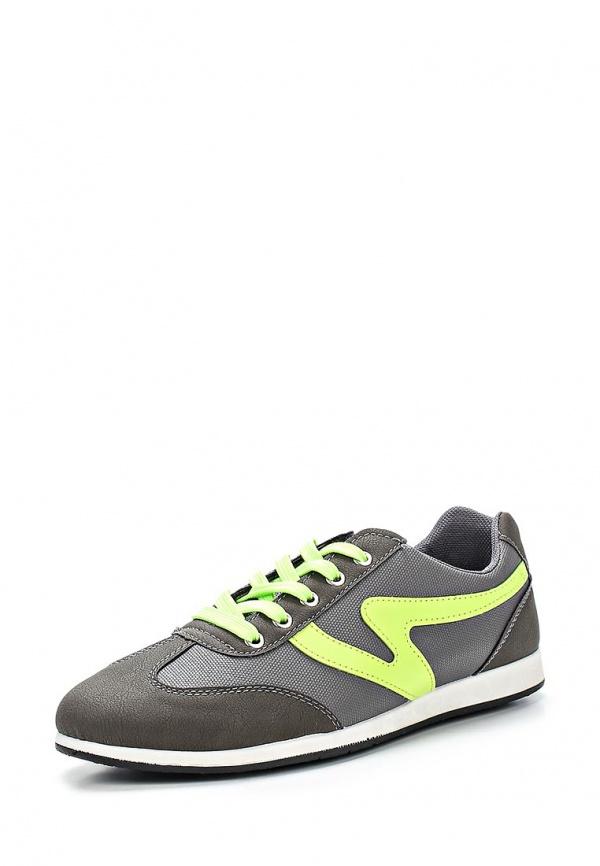 Кроссовки WS Shoes 126 серые