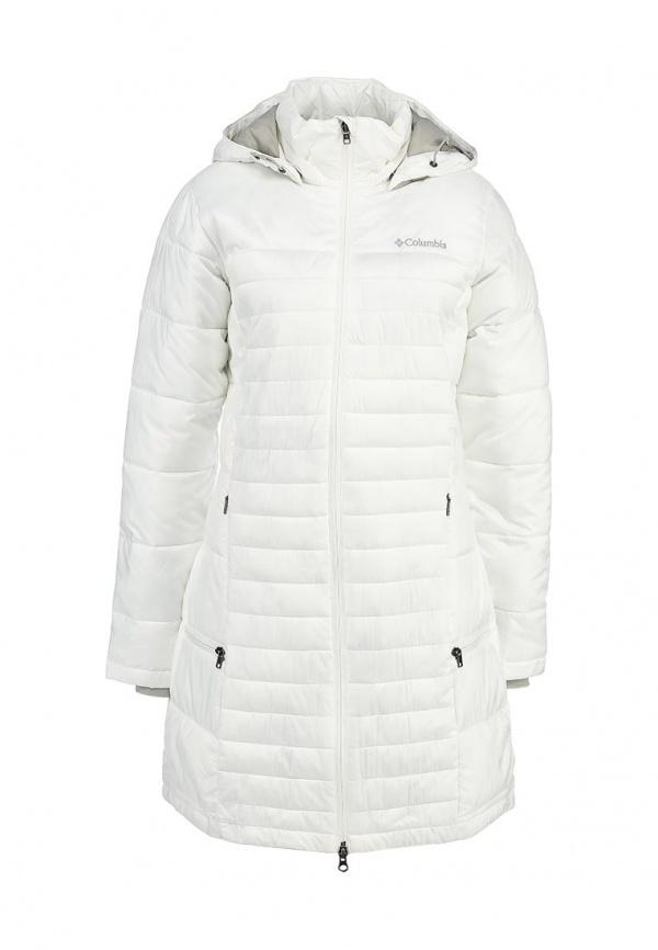 Куртка утепленная Columbia SL5497 белые