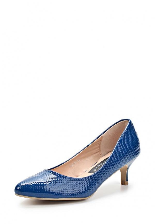 Туфли Burlesque HB12-61 синие