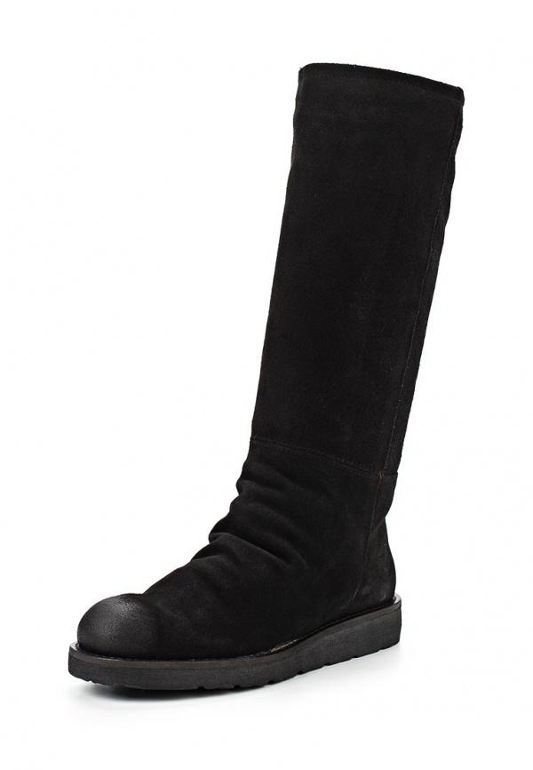 Сапоги Bronx 13669-L-01 чёрные