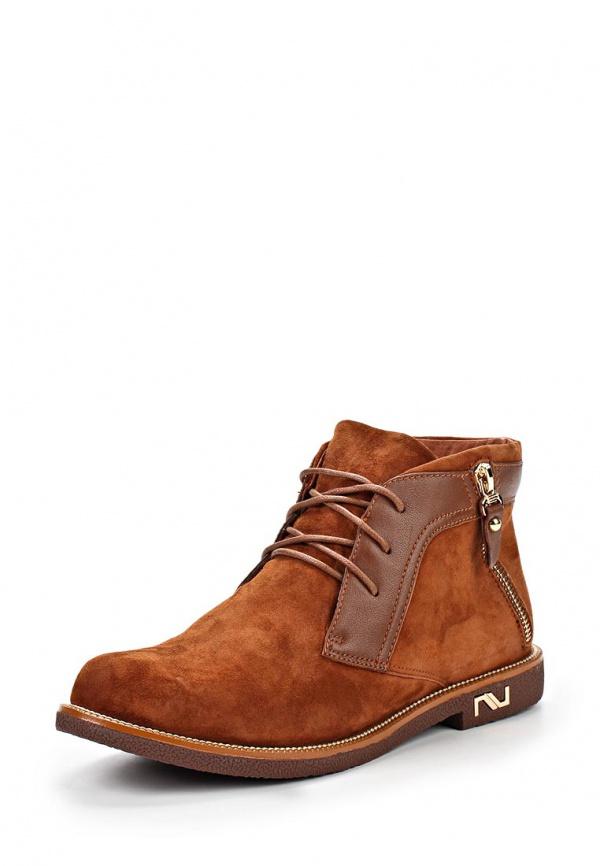 Ботинки Laura Valorosa 748604/01-01B коричневые