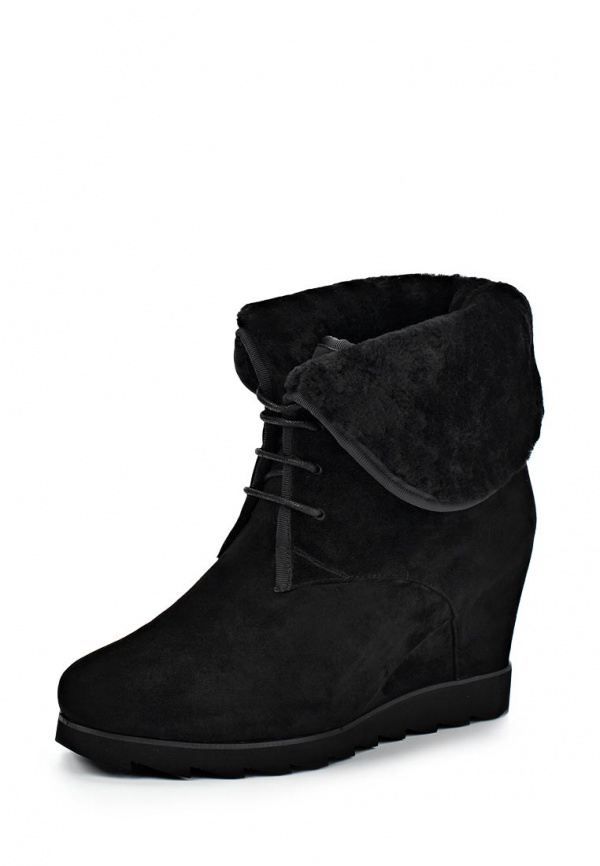 Ботильоны Just Couture 557-8-102 чёрные