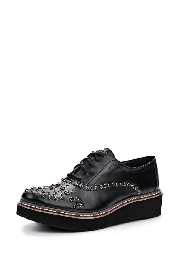 Ботинки Love Moschino JA10194I0JJE0000 чёрные