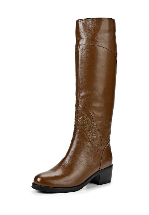 Сапоги Just Couture H-1-2 коричневые
