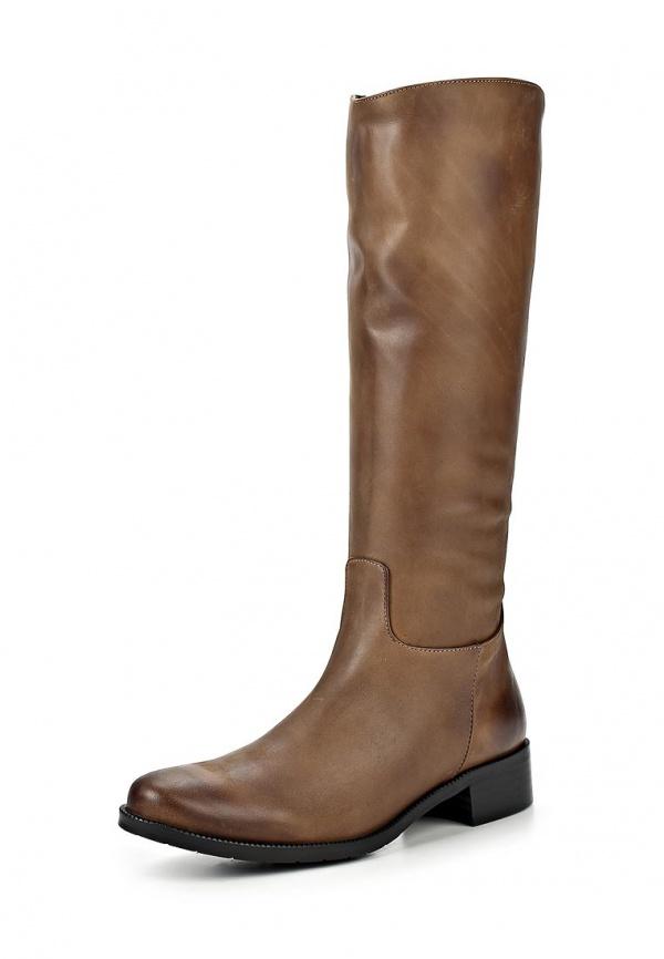 Сапоги Buffalo London 1152B коричневые