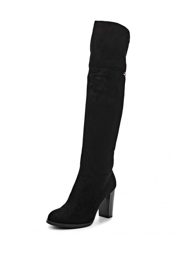 Сапоги Item Black K5029-6M чёрные