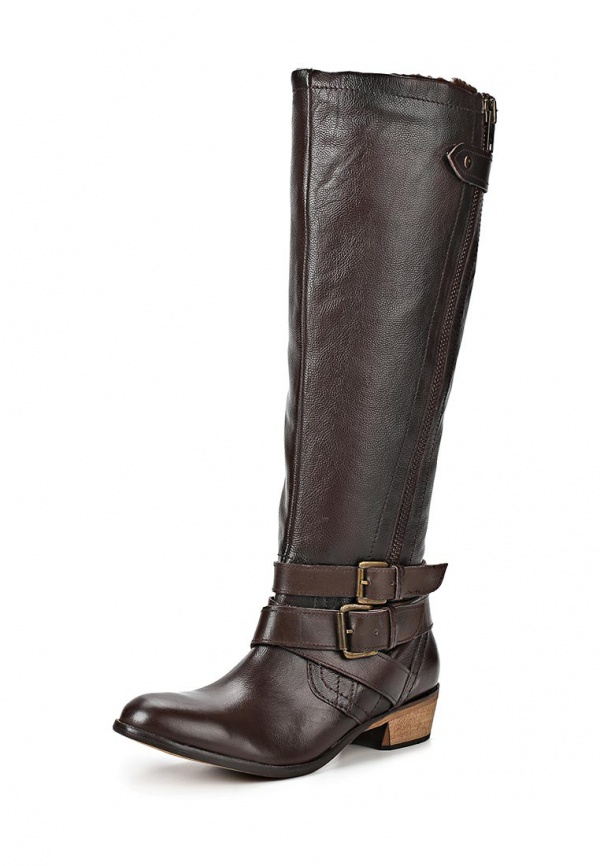 Сапоги Laceys London KP-FRAGGLE коричневые