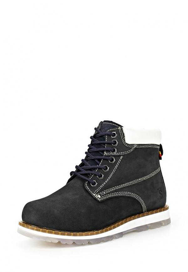 Ботинки Spur 8M2027_50__49_BLUE серые
