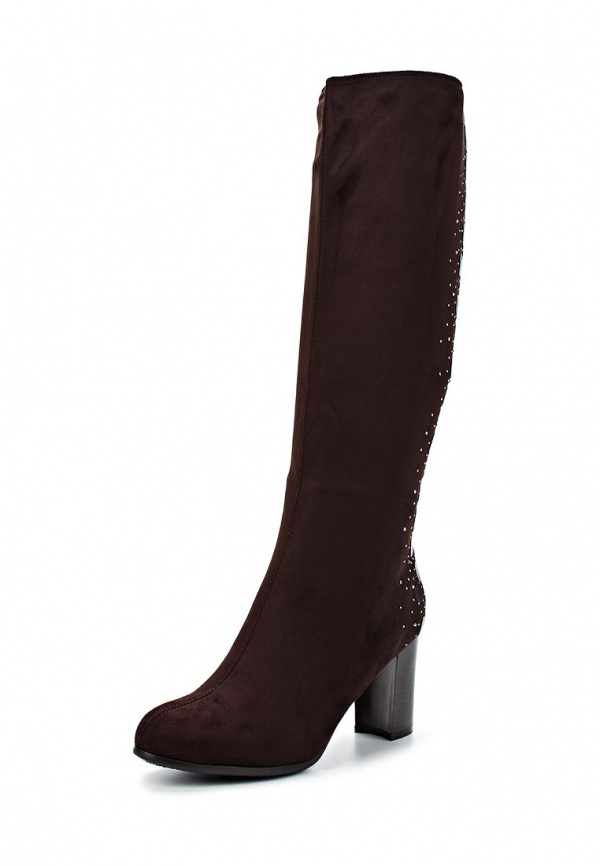 Сапоги Elche BW-W413013X коричневые
