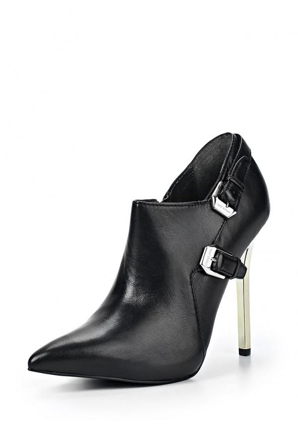 Ботильоны Versace Jeans E0VIBS02 чёрные