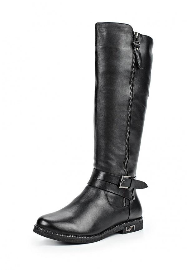 Сапоги Marie Collet C215-A211-001 чёрные