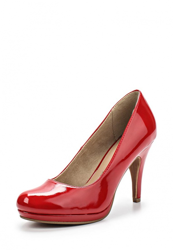 Туфли Tamaris 1-1-22417-24-520 красные