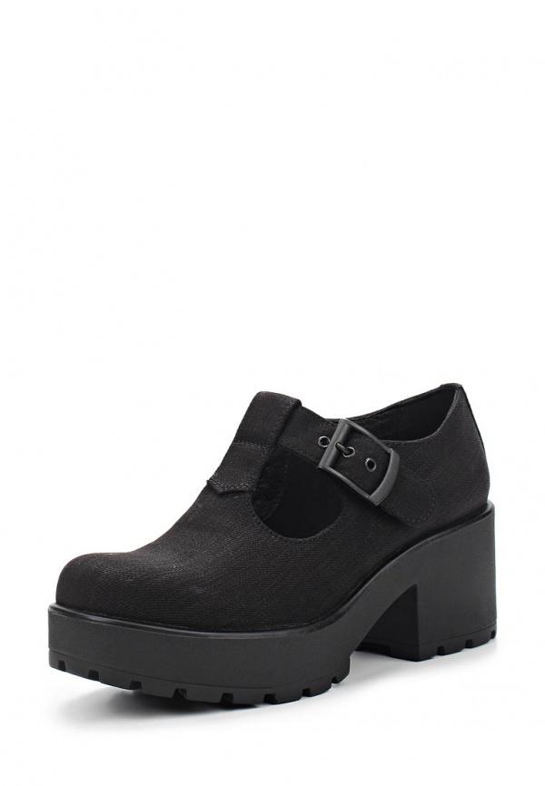 Туфли Vagabond 3947-580-20 чёрные