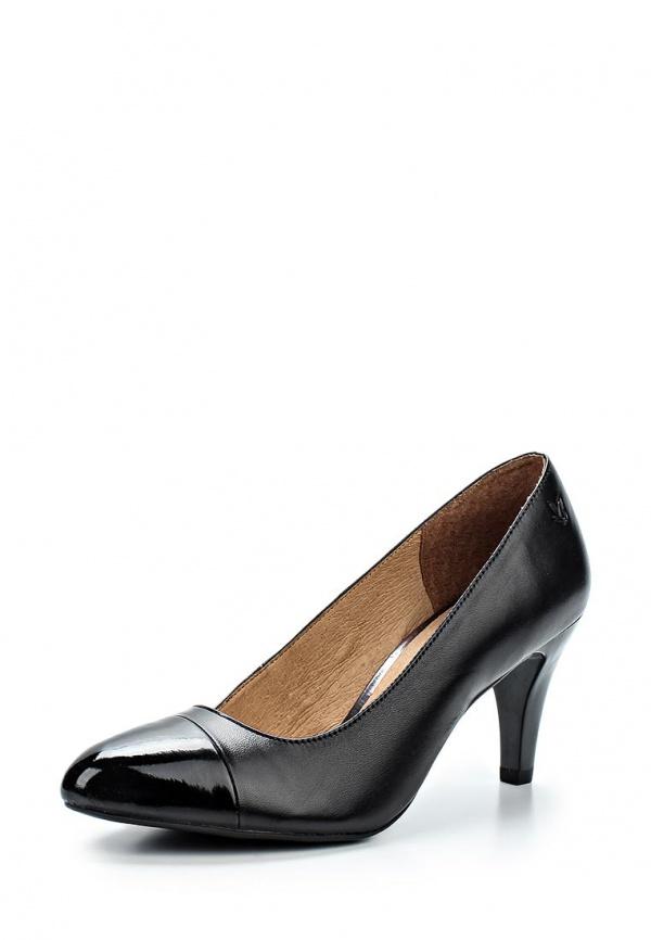 Туфли Caprice 9-9-22411-24-011 чёрные