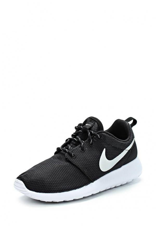 Кроссовки Nike 511882-094 белые, чёрные