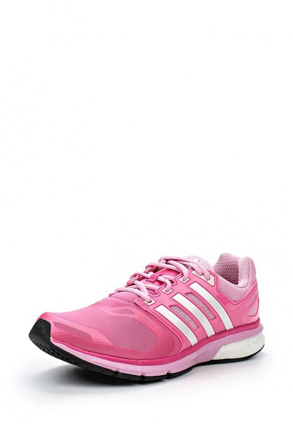 Кроссовки adidas Performance B23474 розовые