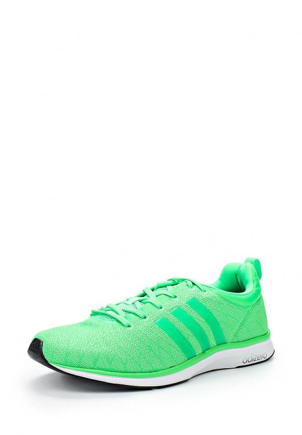 Кроссовки adidas Performance M29272 зеленые