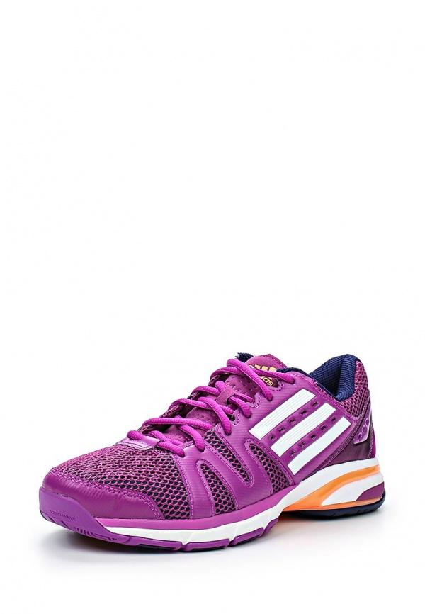 Кроссовки adidas Performance M29489 фиолетовые