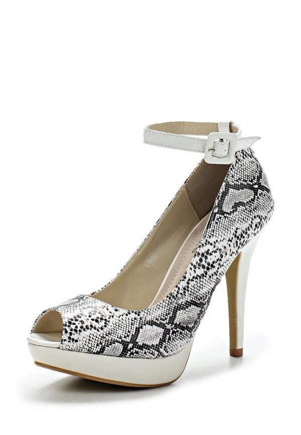 Туфли WS Shoes L002 белые