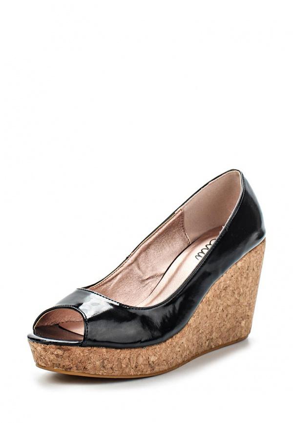 Туфли Ella CHARLIE чёрные