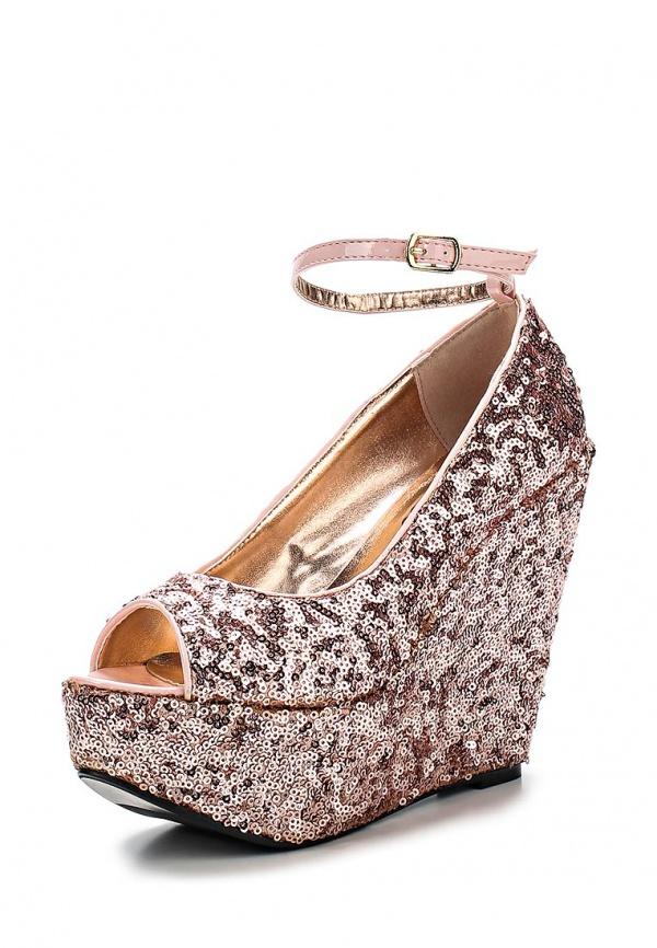 Туфли Ella HONAR розовые