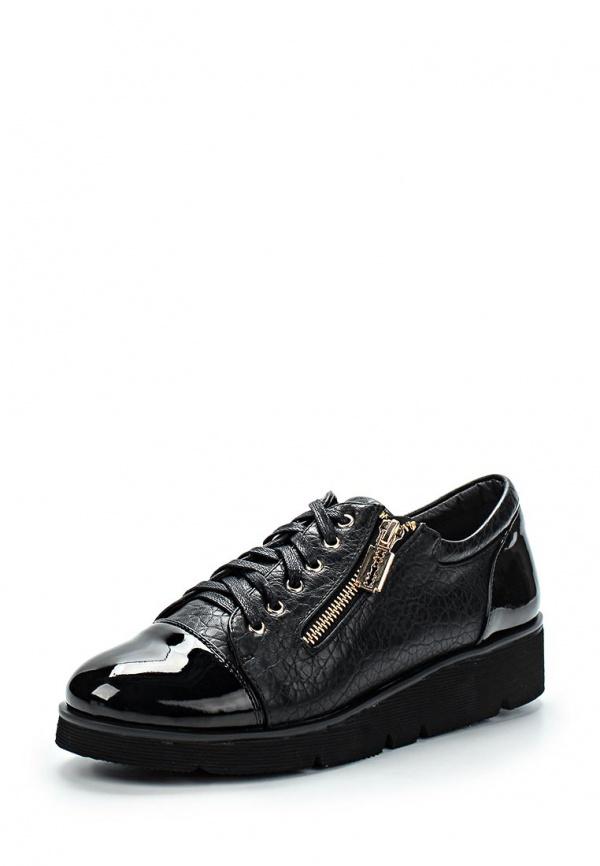 Ботинки Springway D185C-H41-1 чёрные