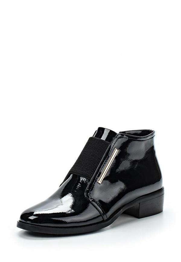 Ботинки Springway D187A-G351-100 чёрные