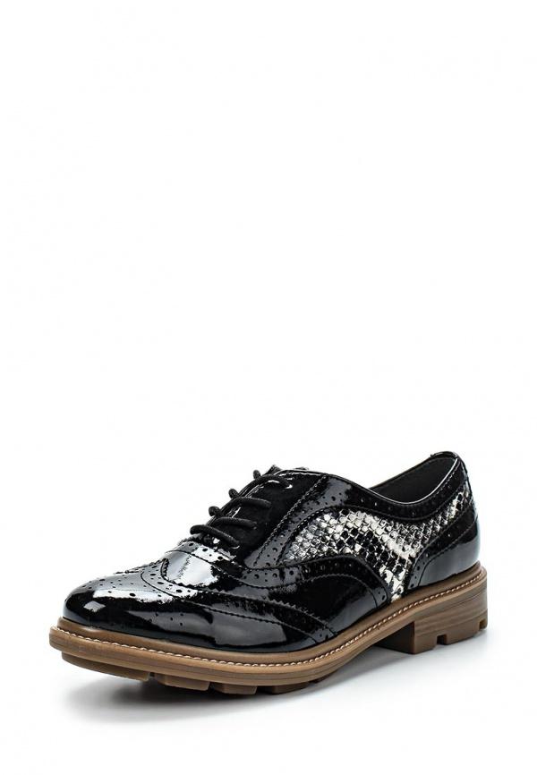 Ботинки Tamaris 1-1-23700-34-016/220 чёрные