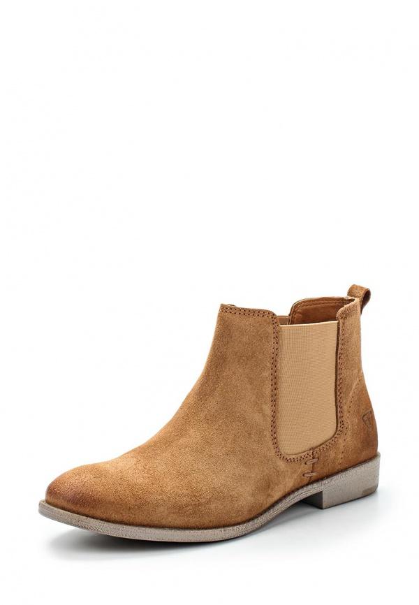 Ботинки Tamaris 1-1-25325-24-455/220 коричневые
