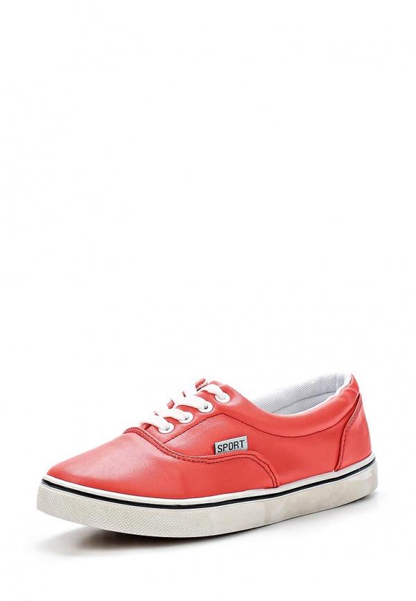 Кеды WS Shoes 352 розовые