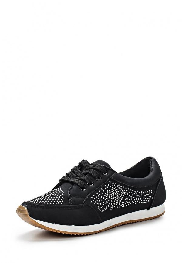 Кроссовки WS Shoes 852 чёрные