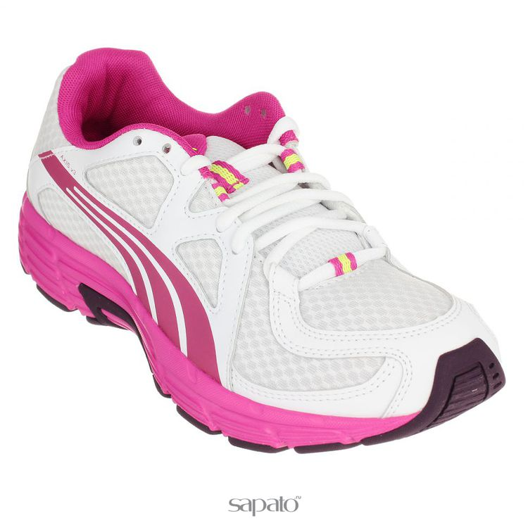 Кроссовки Puma Кроссовки женские для бега Axis v3 розовые