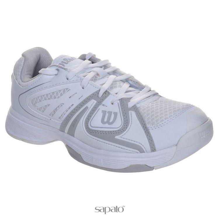 Кроссовки Wilson Кроссовки женские для тенниса Rush 2 серые