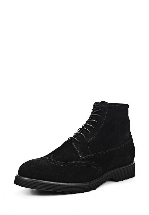 Ботинки Guardiani Sport SU69517A чёрные