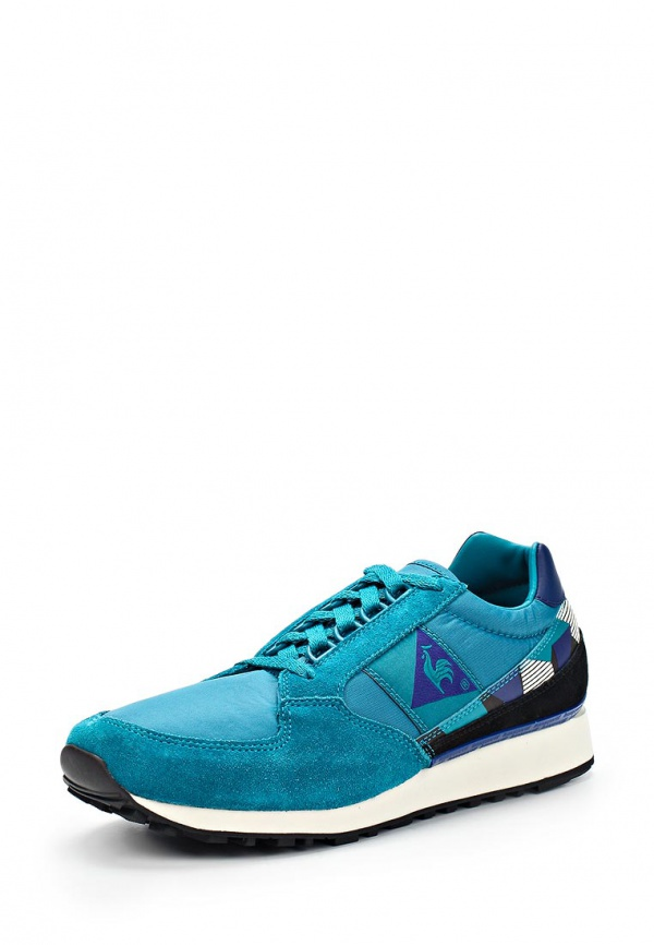 Кроссовки Le Coq Sportif 1420572 зеленые, синие