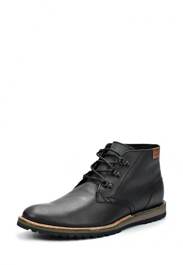 Ботинки Lacoste SRM4122024 чёрные