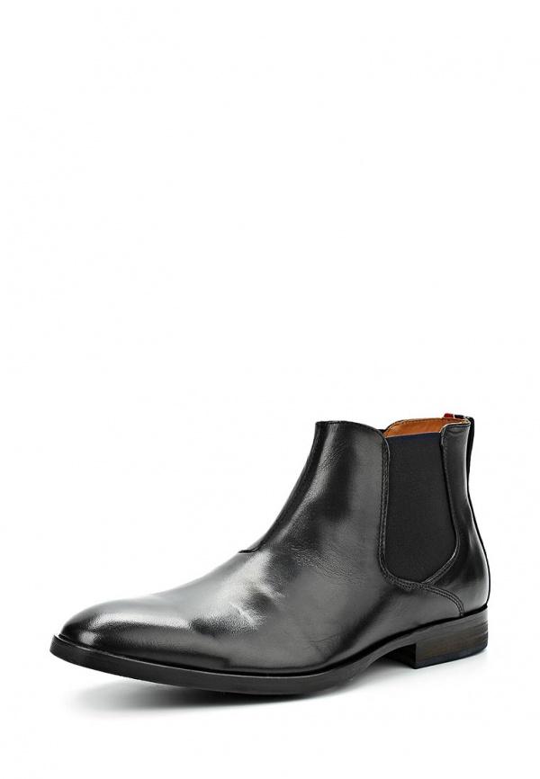 Ботинки Tommy Hilfiger FM56817858 чёрные