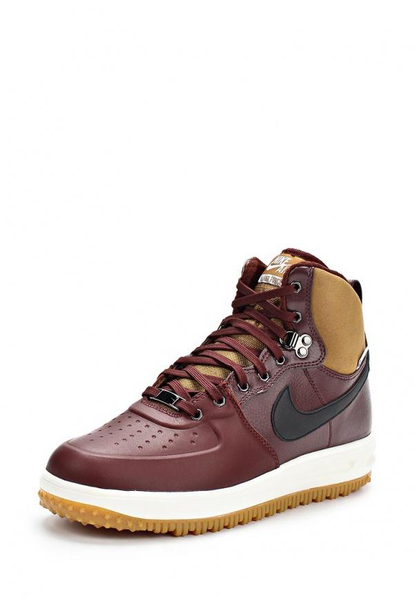 Ботинки Nike 654481-200 коричневые