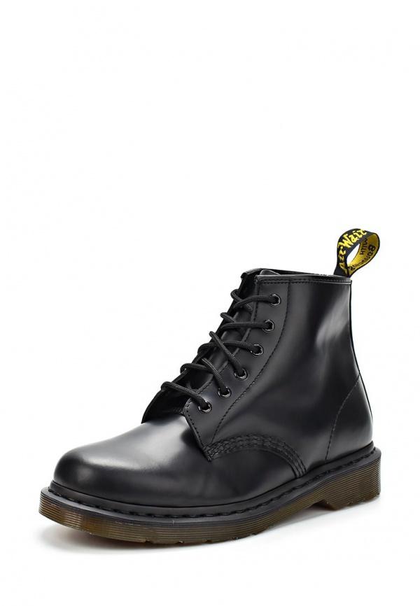 Ботинки Dr. Martens 10064001 чёрные