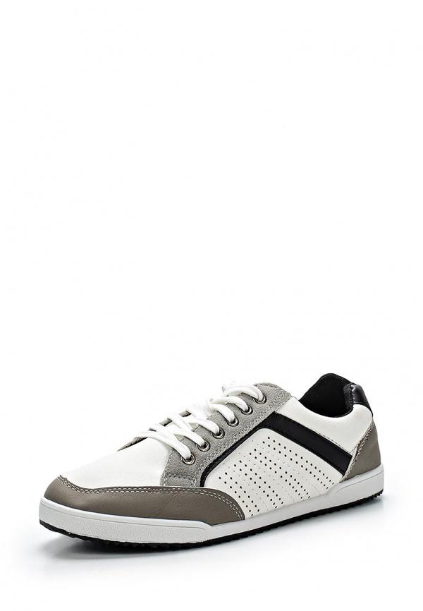 Кроссовки WS Shoes 665-3 белые, серые