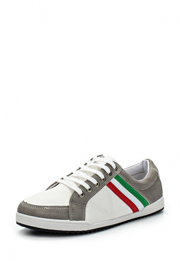 Кроссовки WS Shoes 665-1 белые
