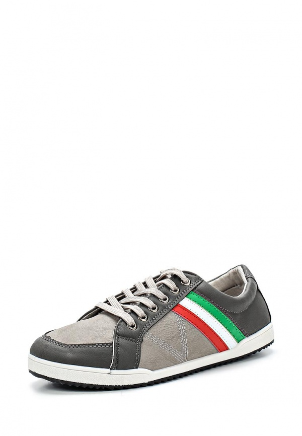 Кроссовки WS Shoes 665-1 серые