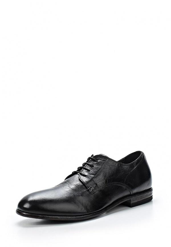 Туфли Moma 19501-8A чёрные