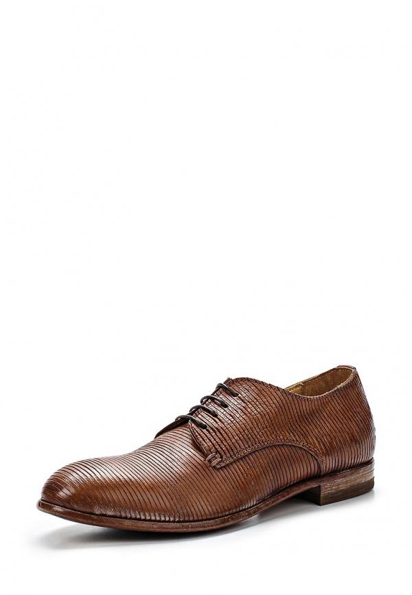Туфли Moma 19501-7C коричневые