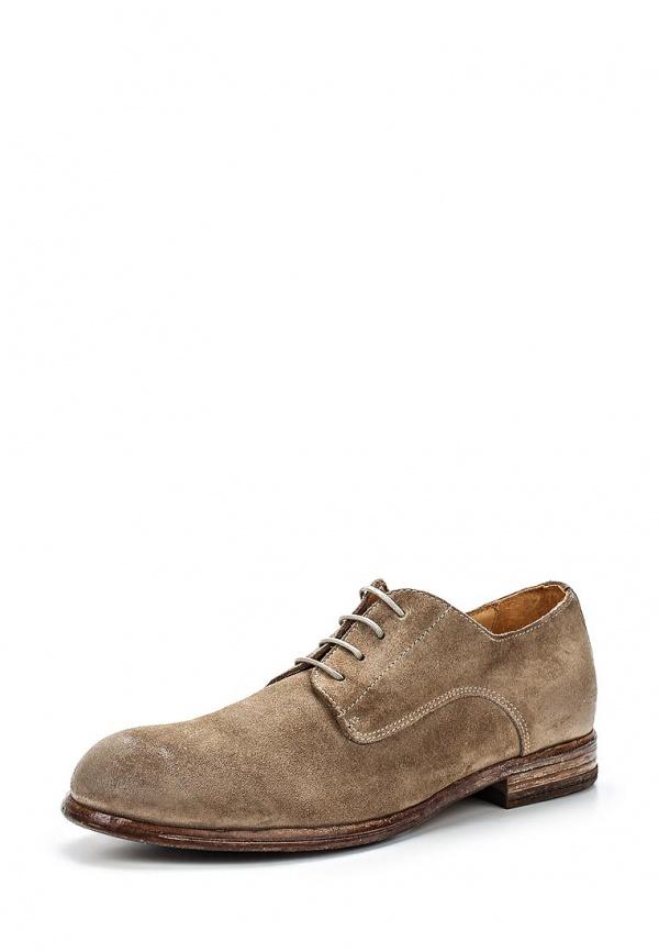 Туфли Moma 15501-3G бежевые