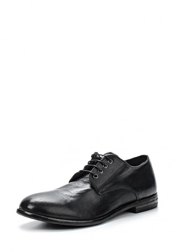 Туфли Moma 17501-2A чёрные