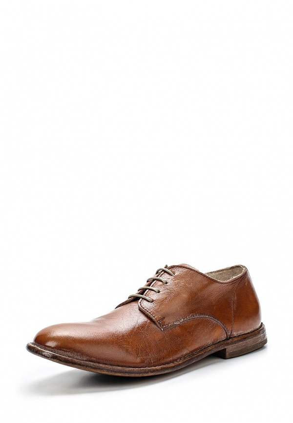 Туфли Moma 18501-6C коричневые
